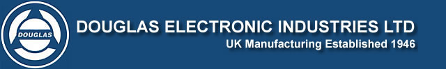 Douglas Electronic Industries Ltd - UK Manufacturing Established 1946